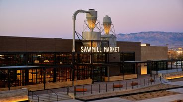 不只是美食殿堂而已:美國新墨西哥州Sawmill市場