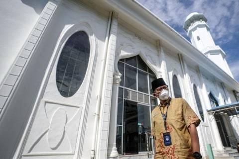 Sandi Singgah ke Masjid Rahmatullah Aceh: Saksi Bisu Tsunami, Jadi Wisata Religi