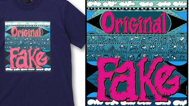 外電-Original Fake x Erik Parker T-Shirt