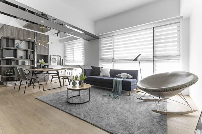 NOWNEWS0229_想把單身宅改造成新婚房,衣櫃和床具挑選都很重要。(南邑室內裝修設計提供)