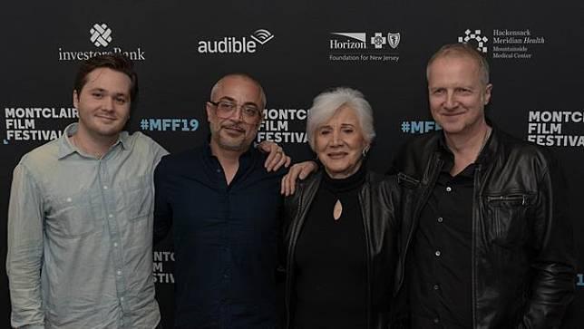 Olympia Dukakis di Montclair Film Festival 2019. (Sumber: Montclair Film via Wikimedia Commons)
