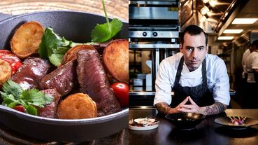 傳說中的秘魯頂級美食來台灣了!微風信義高空餐廳Chefs Club推出「秘魯式鍋巴香料飯、和牛菲力」限定套餐