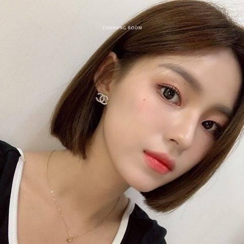 8 Inspirasi Model Rambut Pendek Ala Korea Untuk Wajah Lonjong Womantalk Com Line Today