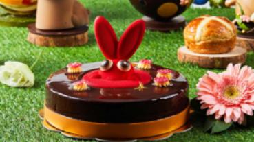 復活節萌蛋糕 為緊張的疫情增添童趣