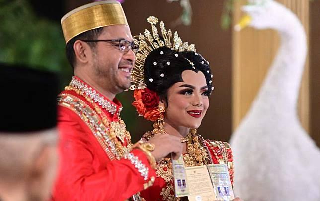 Pernikahan Mantan Suamu Lulu Tobing Dihadiri Banyak Selebritis