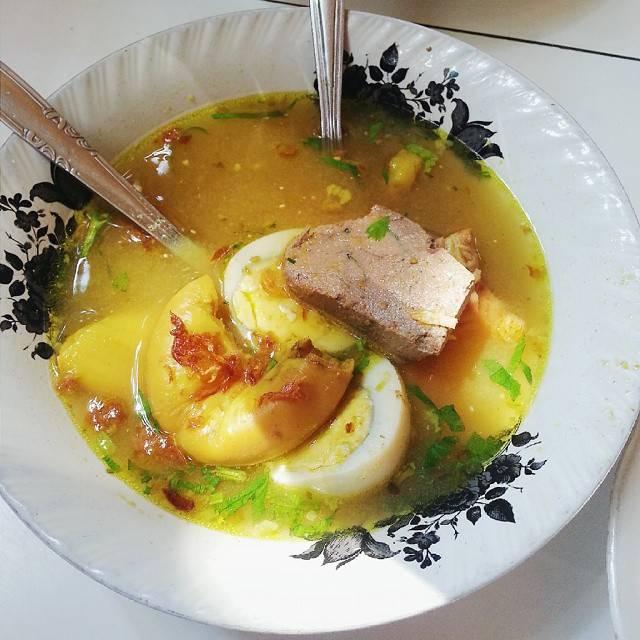 4 Kuliner Kuah Favorit Dengan Kaldu Melimpah Di Surabaya