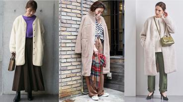 「刷毛外套」持續流行!太多款式好困擾?詳盡解說一次看 <長版大衣篇>