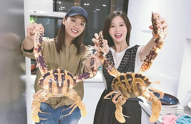 朱晨麗日前相約陳煒飯局,唔知何廣沛有冇一齊呢?