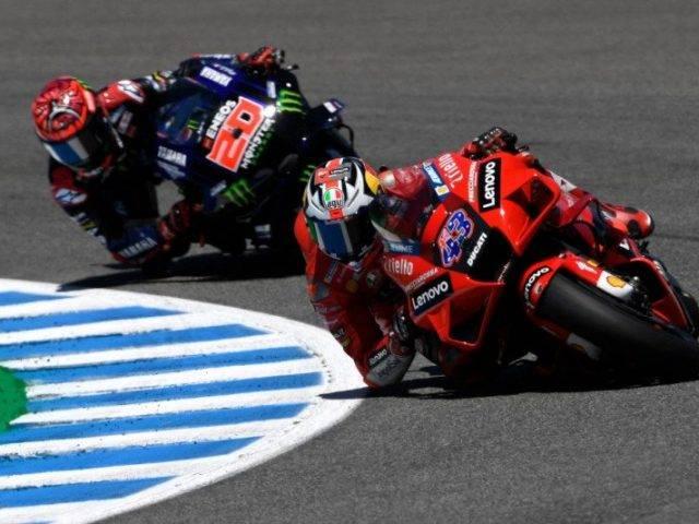 Hasil GP Spanyol, Jack Miller Terdepan, Ducati Sukses Finish 1-2
