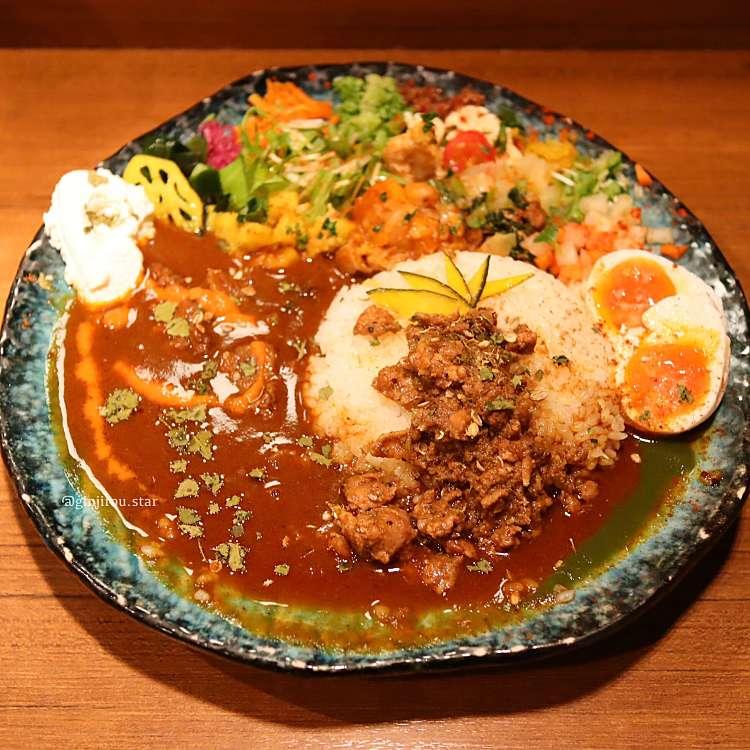 [大阪 スパイスカレー 名店5選]をテーマに、LINE CONOMIのユーザーぎんじろうさんがおすすめするグルメ店リストの代表写真