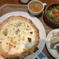 ピッツァ定食 - 実際訪問したユーザーが直接撮影して投稿した歌舞伎町ピザPIZZA SALVATORE CUOMO サブナードの写真のメニュー情報