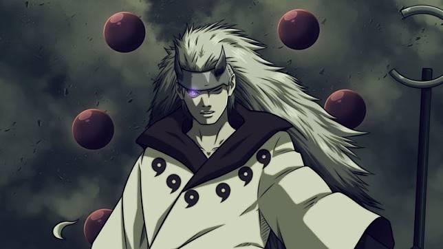 Hasil gambar untuk Ninjutsu terkuat di naruto madara