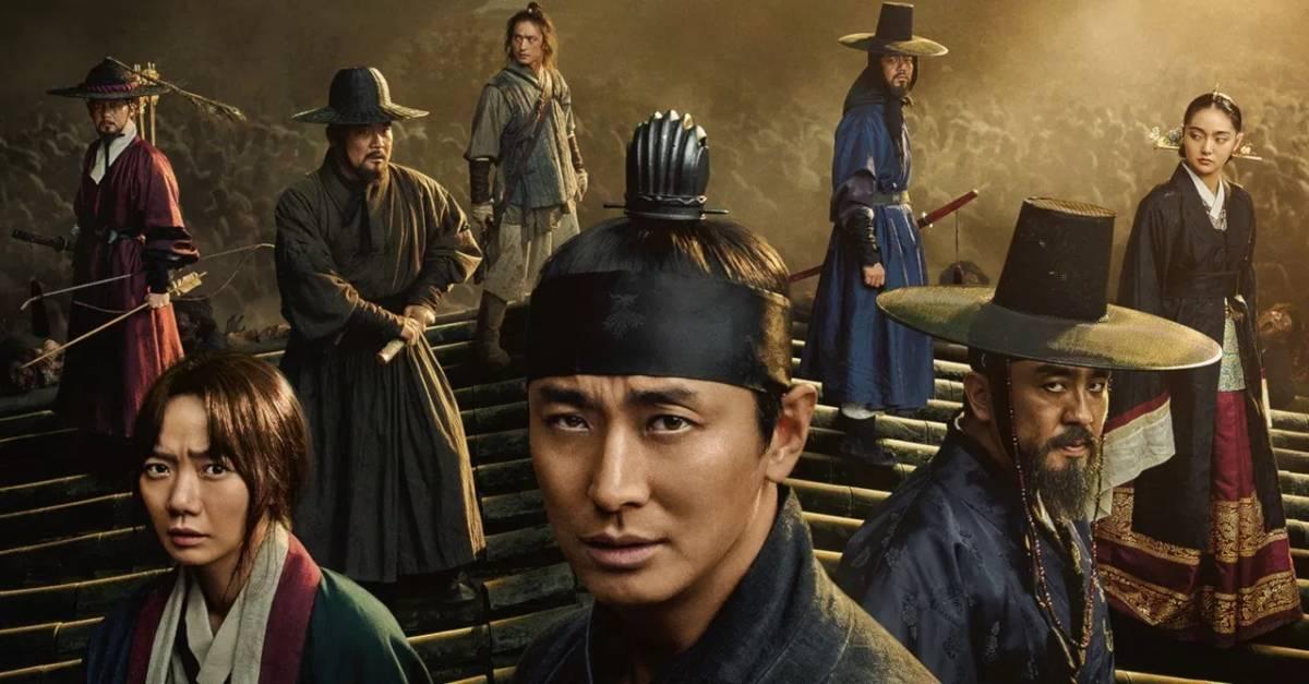 Review Kingdom S2 Pertumpahan Darah Mulai Lagi Tilehopper Line Today