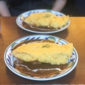 オムライス - 実際訪問したユーザーが直接撮影して投稿した新宿喫茶店珈琲 西武の写真のメニュー情報