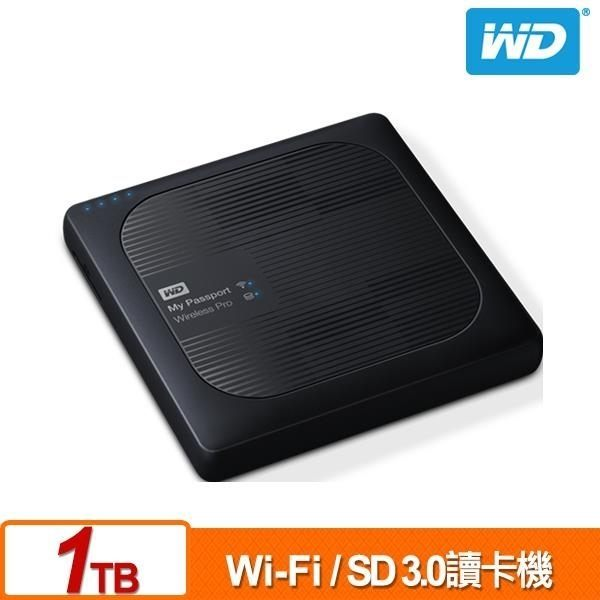 Wi-Fi行動硬碟 nSD 3.0 讀卡機nUSB 行動電源(6,400 mAh)n2年保