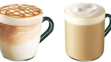 《星巴克》推出歐美人超愛的燕麥奶了!STARBUCKS全新燕麥焦糖瑪奇朵、燕麥咖啡漿果那堤上市,在台灣現在也可以喝到囉!