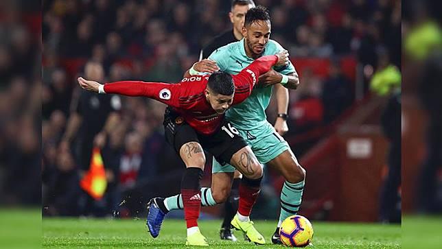 Datangkan Bruno Fernandes Manchester United Pinjamkan Marcos Rojo ke Klub Argentina