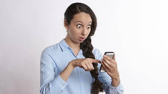 Ilustrasi perempuan kaget, promo,diskon. (Pixabay/Robbie Higgins)