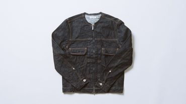 KIOSK Vol.7-13 / 本地職人買物分享 nonnative Worker Blouson