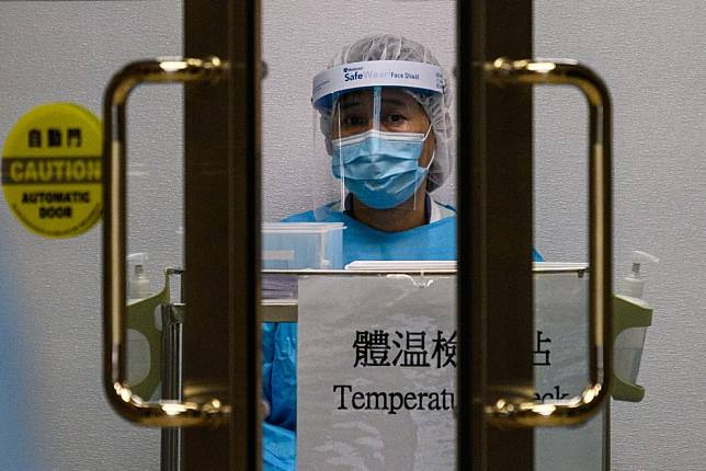Coronavirus patient backlog for hospital beds as Hong Kong confirms 41 new virus cases