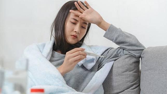 Sakit kepala dan Demam