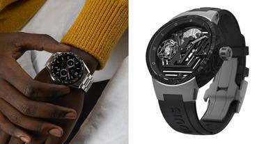 錶沒上手還敢說自己有品味?嚴選 5 款近期登上熱搜的「爆款名錶」,你愛的黑魂、限量款通通有!
