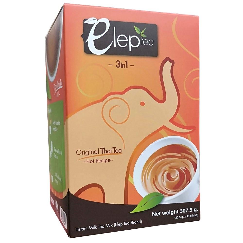 【啡茶不可】泰國大象原味奶茶(15入/盒)~廣受消費大眾的喜愛下午茶最佳飲品上班族團購最愛