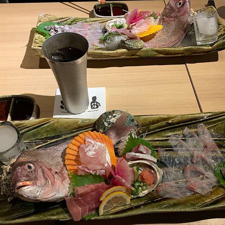 実際訪問したユーザーが直接撮影して投稿した西新宿居酒屋板前バル 新宿店の写真
