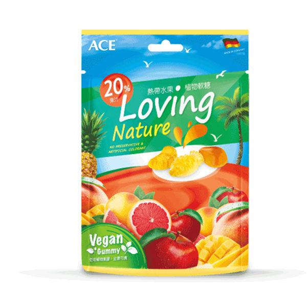 天然水果風味,多C多營養 使用植物果膠,全素可吃 20%天然果汁使用,無反式脂肪