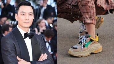 吳彥祖怒砲轟「精品老爹鞋」!那些穿 Balenciaga、CHANEL 的鞋迷,是否臉腫腫呢?