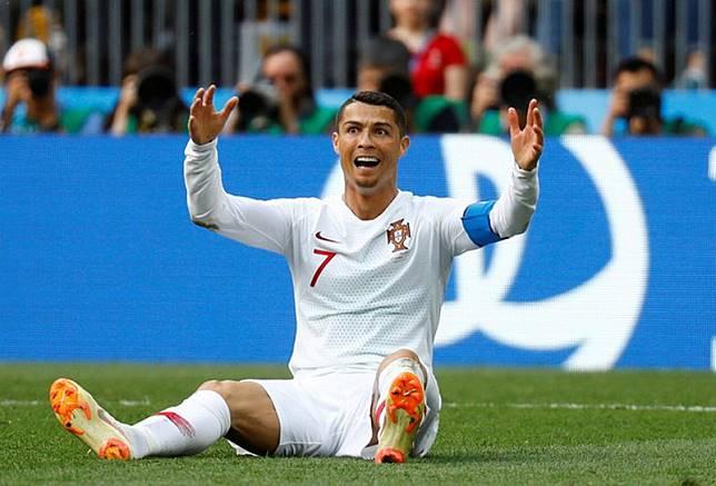 Tawaran Fantastis PSG untuk Cristiano Ronaldo