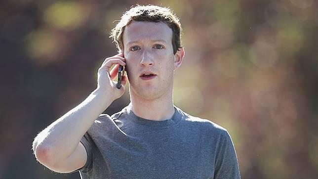 Mark Zuckerberg (CEO Facebook)