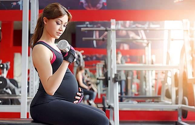孕婦運動好處多!減緩背痛 便祕 助睡眠