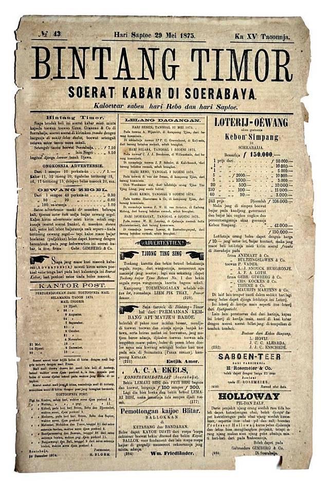 Koran Kuno tentang Peran Tuan Tanah Cina dalam Pendidikan di Tangerang