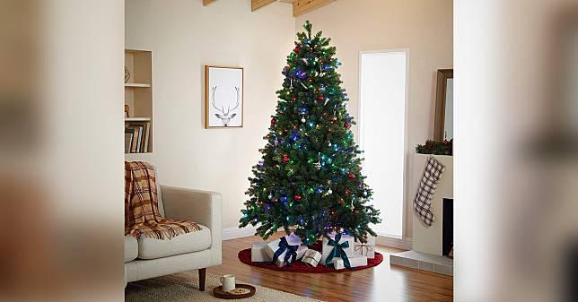 Smart Tree ต้นคริสต์มาสอัจฉริยะต้นแรกจาก Amazon