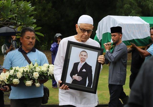 Kenangan Alwi Assegaf bareng Ashraf Sinclair