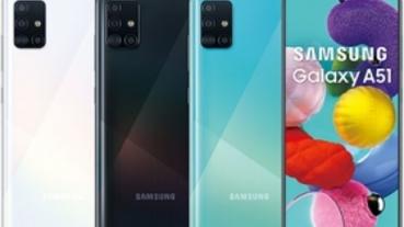 買就有機會抽中 Switch + 健身環大冒險!三星 Galaxy A51 將在遠傳開賣