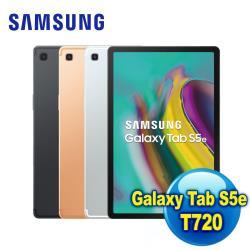 ◎10.5吋sAMOLED顯示螢幕 ◎一體式拋光金屬外殼設計 ◎配置4組AKG調校喇叭品牌:Samsung三星系列:GalaxyTabS5e型號:T720中央處理器品牌:Exynos三星中央處理器型號