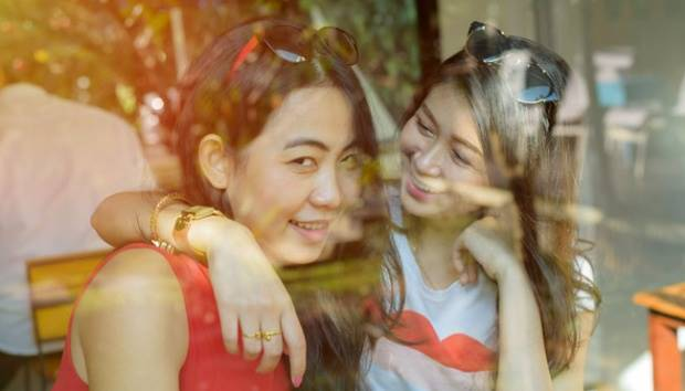 Ilustrasi persahabatan. Shutterstock