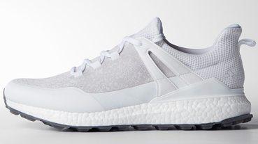 新聞分享 / 豔夏清爽選擇 adidas Crossknit Boost 'Summer White' 高爾夫球鞋