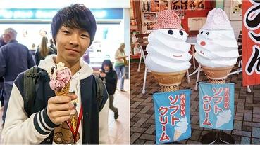 日本人不只冬天喝冰水!還更愛吃冰淇淋?