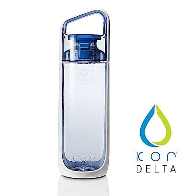 美國KORwater KOR Delta隨身水瓶-冰晶藍/500ml