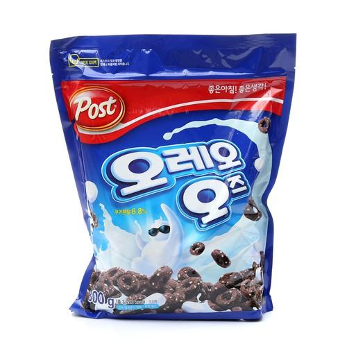 [韓國直送][POST] OREO O's 巧克力棉花糖麥片 800g