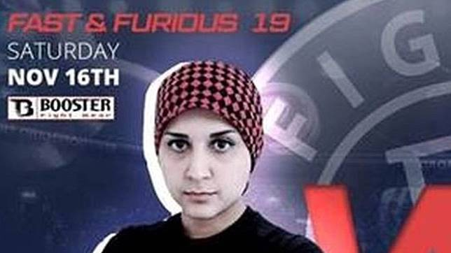Amateur female MMA fighter Saeideh Aletaha dies after suffering brain injuries in UK fight
