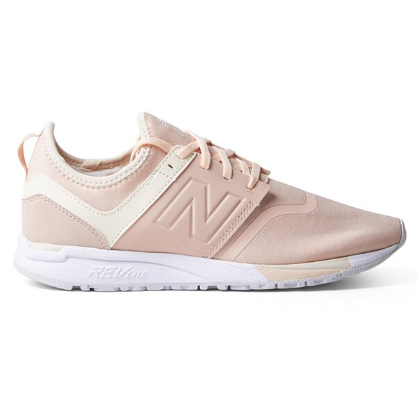 【NEW BALANCE】NB 247 休閒鞋 復古鞋 粉色 女鞋 -WRL247YCB