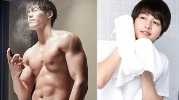 【泡菜妹瘋什麼】 3 大男性「肌膚保養」祕訣公開! 網友:男人也要卸妝?