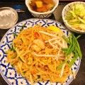 パッタイ - 実際訪問したユーザーが直接撮影して投稿した歌舞伎町タイ料理タイ国料理 バンタイの写真のメニュー情報
