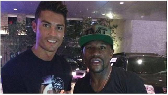 Floyd Mayweather Ingin Beli Newcastle United, Janji Bawa Ronaldo