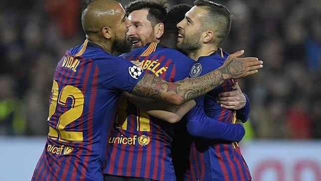 Barcelona Hindari 2 Klub di Liga Champions