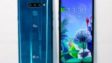 4,990 元的平價 LG Q60 智慧手機 7/1 上市